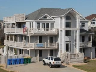 Large, Pet Friendly, Ocean Views, Steps to Beach - Corolla vacation rentals