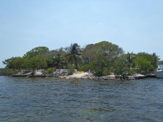 Waterfront Beach 2house Historic Home on 2.5 acres - Key Largo vacation rentals