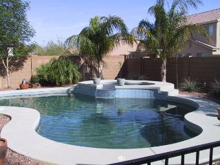 4 BEDROOM VACATION HOME WITH HEATED POOL & SPA - Casa Grande vacation rentals