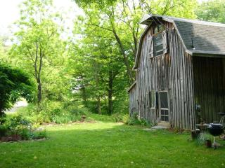 Serene Unique Catskills Barn on 7 Acres w/ Pond! - Kerhonkson vacation rentals