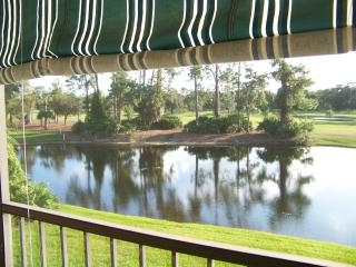 Golf Course Condo with view of fairways and golf - Naples vacation rentals