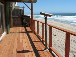3900+ SQ FT SANDY BEACH FRONT VACATION HOME - La Selva Beach vacation rentals