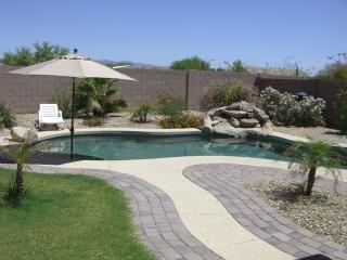 Swim, Golf, Buckeye AZ. Phoenix West Valley 35 min - Buckeye vacation rentals