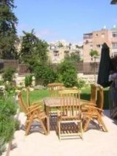 beautifull, luxurious huge house with garden - Jerusalem vacation rentals