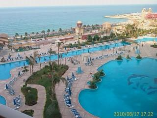 Porto Sokhna Apart. With Amazing Pool & Beach view - Red Sea and Sinai vacation rentals