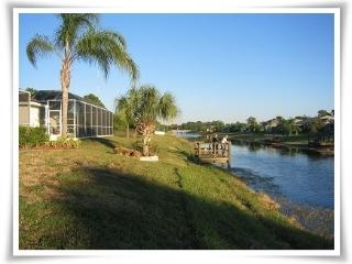 Restful location, backing onto a waterway - Rotonda West vacation rentals
