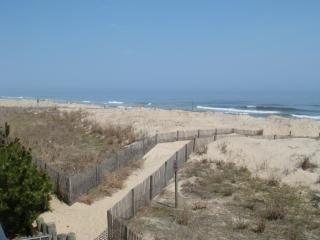 Ocean front condo with BEAUTIFUL BEACH/OCEAN VIEWS - Ocean City Area vacation rentals