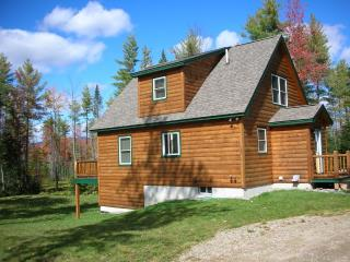Log Home ( western mountains of Maine) 4 bedrooms - Western Maine vacation rentals