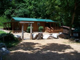 White River Secluded Cabin - Vacation Home - Norfork vacation rentals