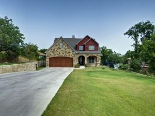 New Home with Boat Dock-Lake Granbury - Texas Prairies & Lakes vacation rentals
