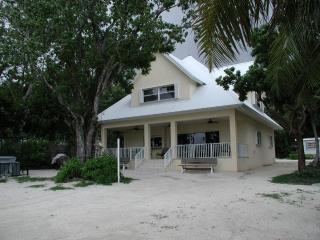 bayfront beach house with sandy beach - Key Largo vacation rentals