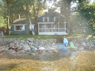 Peace of Mind on Big Sebago Lake: Private Families - Sebago Lake vacation rentals