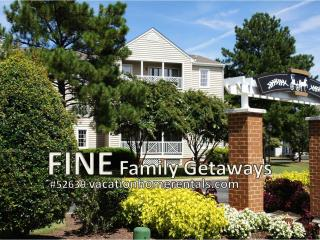 Williamsburg Condo - 5 Star Luxury - See  Reviews! - Virginia vacation rentals