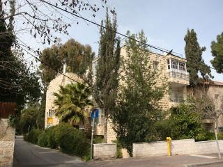 BEAUTIFUL 3 BR  APARTMENT with Rooftop Terrace - Jerusalem vacation rentals