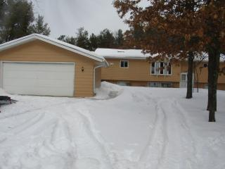 Large rental house located in Central Wisconsin - Nekoosa vacation rentals