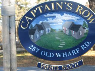Walk to private beach on Nantucket Sound - Dennis Port vacation rentals
