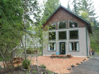 All the comforts of home, family friendly chalet - Packwood vacation rentals