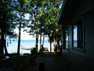 Traverse Bay w/ Fabulous Setting & Sunsets - Kewadin vacation rentals