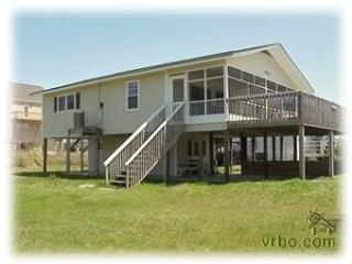 Heaven on Earth.Vacation or Monthly Winter rental - North Topsail Beach vacation rentals