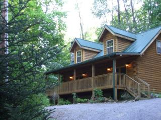 Chandelier - The Perfect Getaway - Smoky Mountains vacation rentals