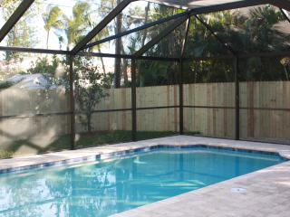 Private Pool Home minutes walk to Vanderbilt Beach - Naples vacation rentals