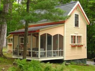 Sweet and Romantic Maine Coast Cottage - Northport vacation rentals