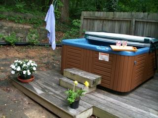 Shehan's Kyle of Loch Lure - Kool Hot Tub - Chimney Rock vacation rentals