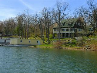 Gorgeous 6 BR House on the Water - Thousand Islands vacation rentals