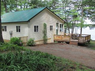 Private Lakeside Cottage in Wayne Maine - Wayne vacation rentals