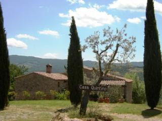 A Tuscan farmhouse near San Gimignano - Gambassi Terme vacation rentals