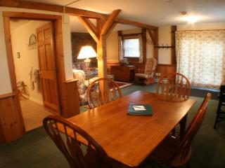 Winter Rental close to Burke with Resort Amenities - Northeast Kingdom vacation rentals