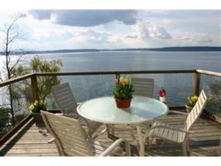 Waterfront Vacation Home on Puget Sound - Tacoma vacation rentals
