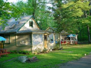 Two Waterfront Cottages Side by Side - Sebago Lake vacation rentals