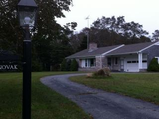 Cape house on private land - Barnstable vacation rentals