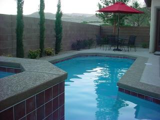 5 bedroom, heated pool/spa, excellent service!! - Las Vegas vacation rentals