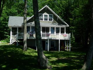 Cobbossee Lake House Rental, Winthrop, ME - Kennebec vacation rentals