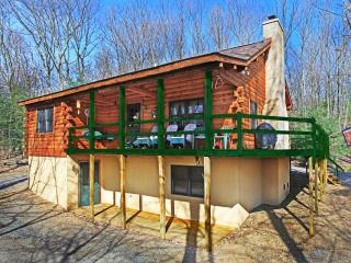 Poconos - Beltzville Lake - REAL 3 BdRm Log Cabin - Lehighton vacation rentals