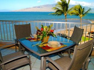 Incredible Ocean Beach View - Beach Front! - Kihei vacation rentals