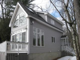 Sandy Beach-Front Home w/Optional Bunk House! - Center Ossipee vacation rentals