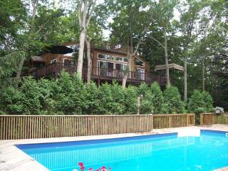 Wooded Family Retreat with Cottage - East Hampton vacation rentals