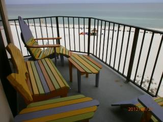 Gulf front condo at the Sunbird - Panama City Beach vacation rentals