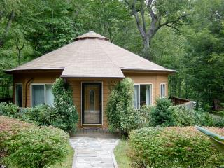 round house in the mountains - Spruce Pine vacation rentals