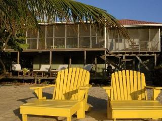 Seagrape Escape: Bright, Breezy Beach House - Belize District vacation rentals