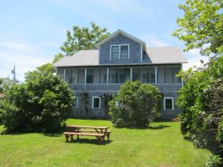 1930s Waterfront Cottage on Tuttles Point - Guilford vacation rentals
