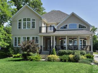 Exquisite custom built home on Lake Simcoe - Ontario vacation rentals