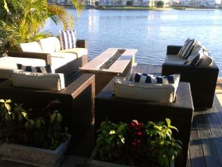 Modern Home, Dock and Hot Tub on Wide Water! - Saint Pete Beach vacation rentals