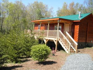 Brand New Little Switzerland Log Cabin w/ Hot Tub - Little Switzerland vacation rentals