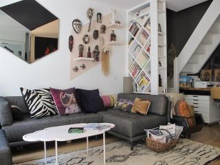 Artistic Decoration DUPLEX  MONTMARTRE ABBESSES - Paris vacation rentals