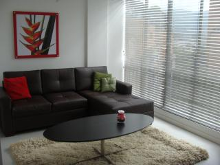 Great location apart in Medellin 3BR/2-8 People - Medellin vacation rentals