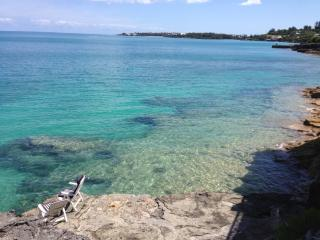 Where the Water Walk,Ultimate Turquoise Waterfront - Southampton vacation rentals